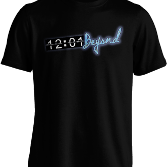 1201Beyond Logo T-Shirt